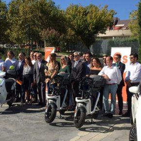 El PP se niega a apostar por el sistema de movilidad sostenible Carsharing propuesto por Cs para reducir la contaminación y los atascos