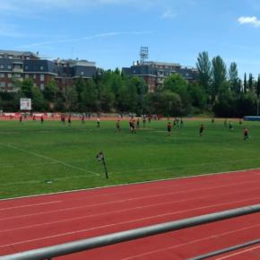 Cs consigue que las obras del campo de rugby de Majadahonda comiencen en verano para que los equipos puedan finalizar la temporada