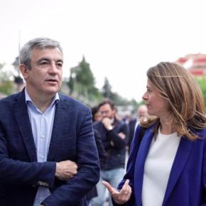 """Garicano: """"Europa es el motor de nuestro ideario y por eso salimos a ganar"""""""