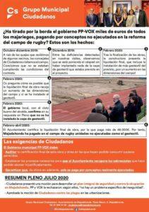 Página Cs boletín municipal