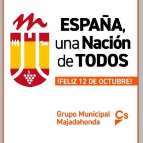 España, una Nación de TODOS. ¡Feliz 12 de octubre!